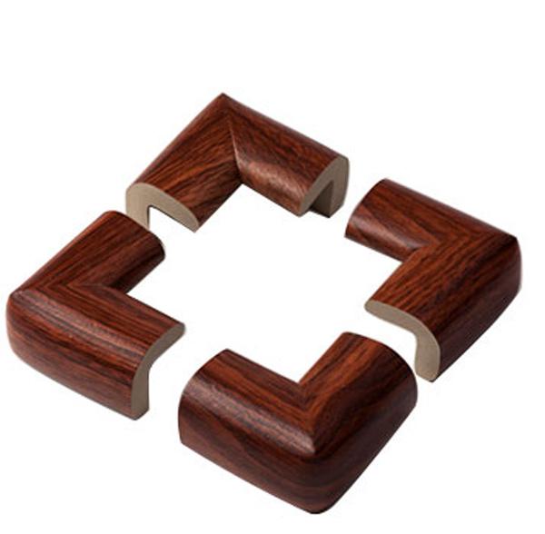 Set 4 pernute protectoare colturi mobilier 7107 Clevamama imagine