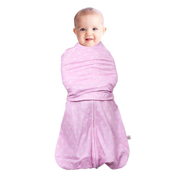 Sistem De Infasare Pentru Bebelusi 3 In 1 Pink 3-6