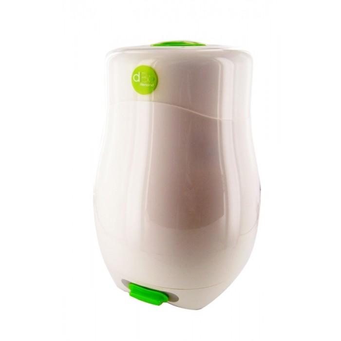 Sterilizator electric cu aburi NEW STYLE pentru 6 biberoane (alb cu verde)