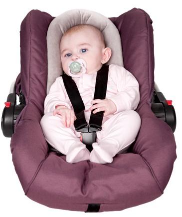 Suport protectie pentru capul bebelusilor Clevamama