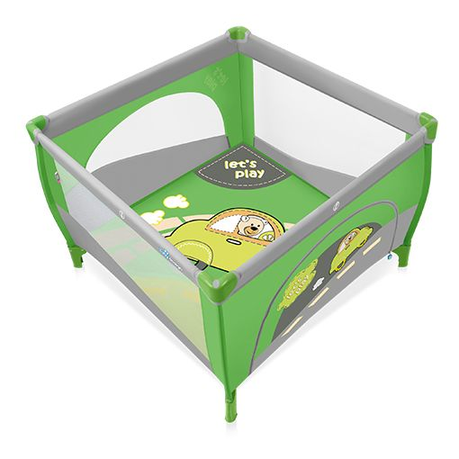 Tarc de joaca Baby Design Play Green