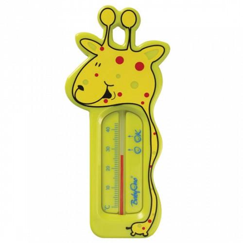 Termometru de baie Girafa Galben