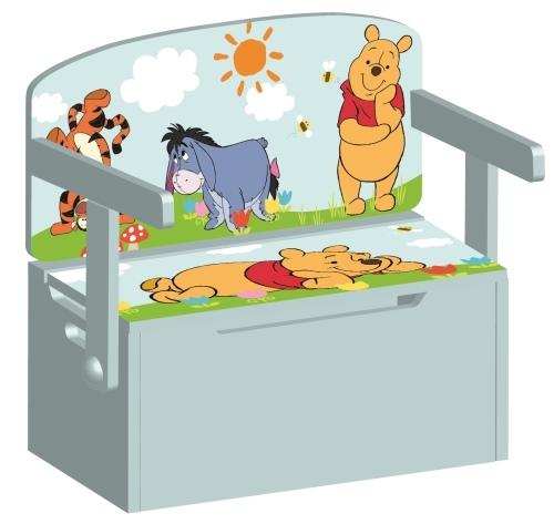 Winnie The Pooh Birou 3 in 1