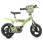 Bicicleta copii Ben 10 diametru 14 inch