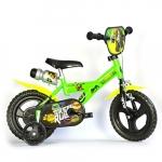 Bicicleta copii Ninja Turtles diametru 12 inch