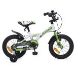 Bicicleta pentru copii Rapid Green 14 inch