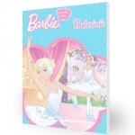 Carte Barbie - As Putea sa Fiu Balerina
