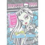 Carte Monster High - Totul Despre Frankie Stein
