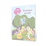 Carte My Little Pony - Anotimpul Merelor
