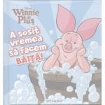 Carte Winnie the Pooh - A Sosit Vremea sa Facem Baita