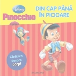 Carticica Pinocchio - Din Cap pana in Picioare
