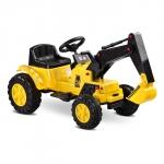 Excavator electric Toyz Digger 6V Galben