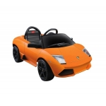 Masinuta electrica copii Jamara 6 V Lamborghini Murcielago orange