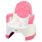 Olita reglabila confort roz Fisher-Price
