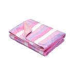 Paturica Stripes 100x75 cm pink