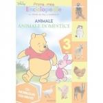 Prima Mea Enciclopedie cu Winnie - Animale Domestice