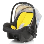 Scaun auto Chipolino Brillo yellow 2015