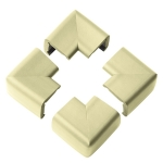 Set 4 pernute XL protectoare colturi mobilier 7102 Clevamama