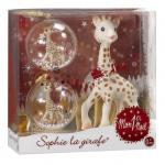 Set cadou Primul meu Craciun Girafa Sophie