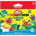 Set plastilina in 10 culori