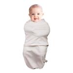 Sistem de infasare pentru bebelusi 0-3 luni crem Clevamama