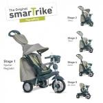 Tricicleta Smart Trike Explorer 5 in 1 Gri