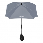 Umbrela UV Protection grey