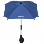Umbrela UV Protection light blue