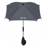 Umbrela UV Protection dark grey