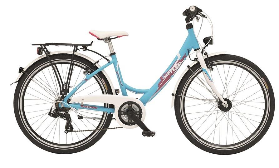 Bicicleta Blaze Girl 24