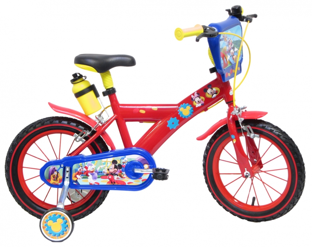 Bicicleta Denver Mickey Mouse 14 inch