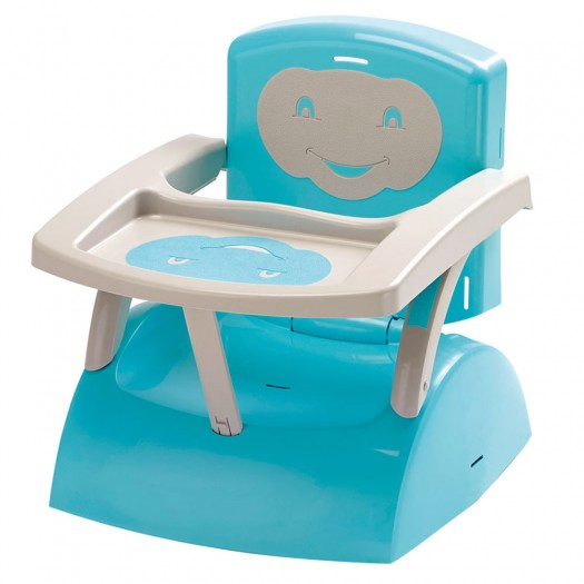 Booster 2 in 1 Babytop Thermobaby TurquoiseGrey