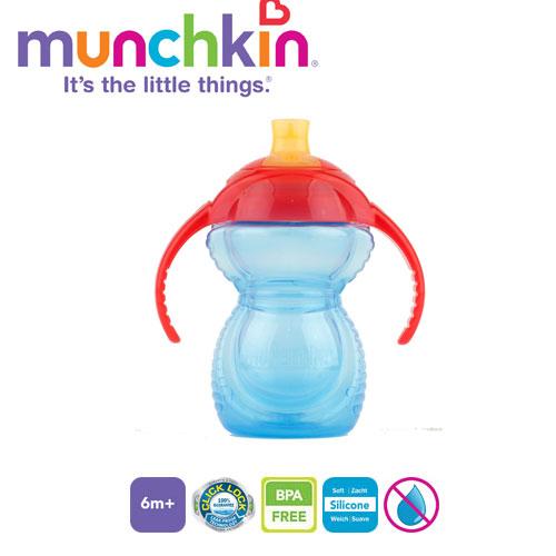 Cana Trainer Click Lock 6L+ Blue din categoria Alimentatie de la Munchkin
