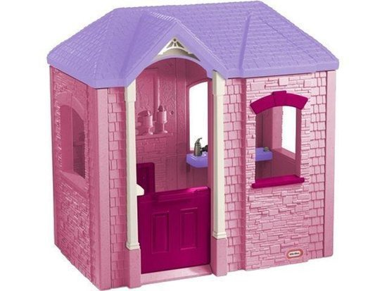 Casuta Pink Cambridge