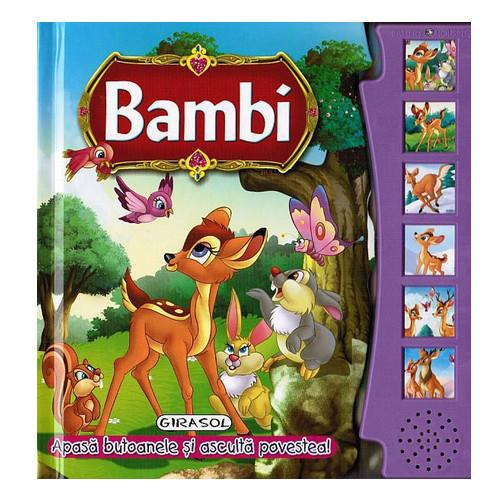 Citeste si Asculta Bambi