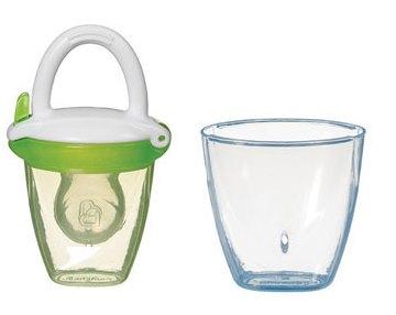 Dispozitiv de hranire Fresh Feeder Baby Green