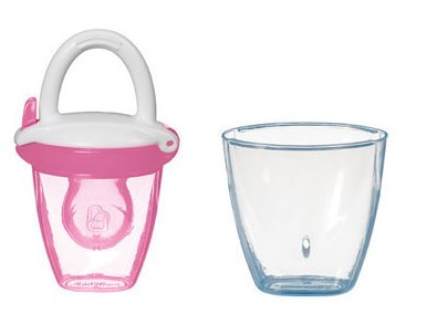 Dispozitiv de hranire Fresh Feeder Baby Pink