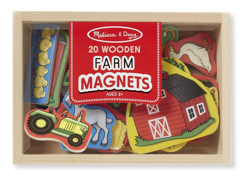 Ferma cu magneti - Melissa and Doug