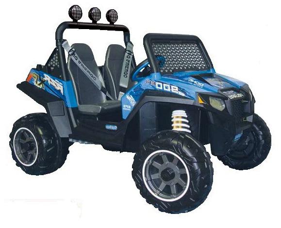 Masinuta electrica Polaris Ranger RZR 900 Blue