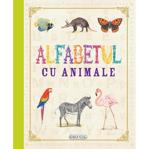 Menajerie - Alfabetul cu Animale