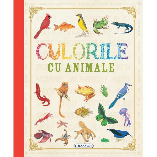Menajerie - Culorile cu Animale