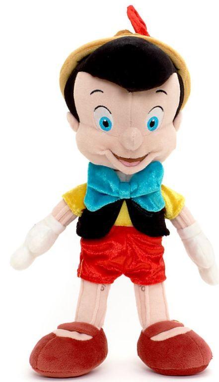 Papusa din plus Pinocchio