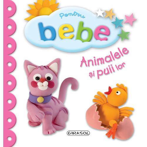 Pentru Bebe - Animalele si Puii Lor
