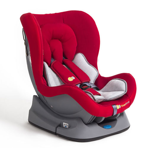 Scaun Auto Coby Dark Red 0-18kg