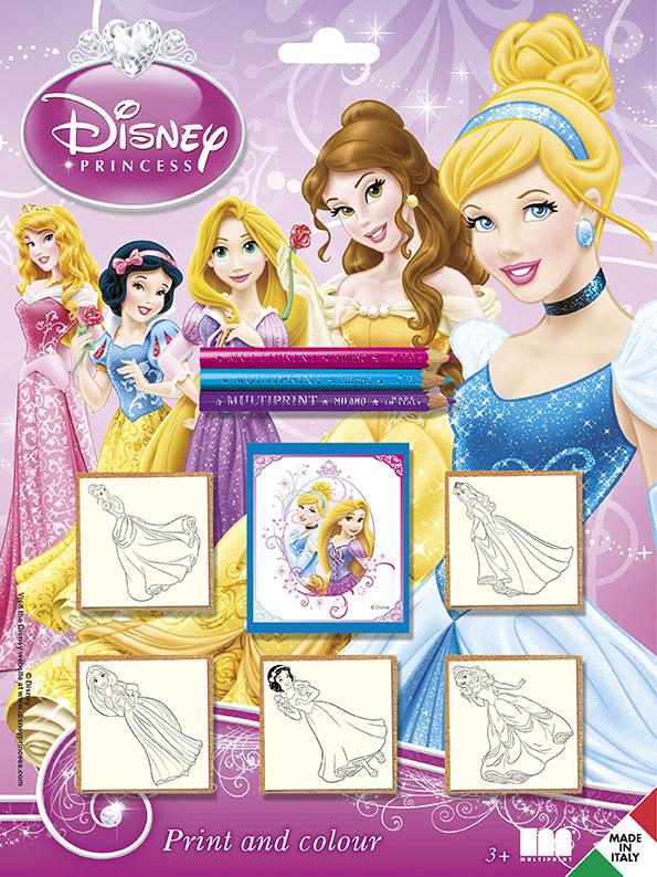 Set 5 stampilePrintesele Disney