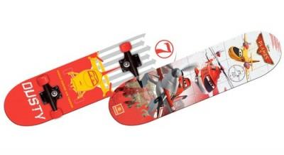 Skateboard copii Planes 80 cm imagine