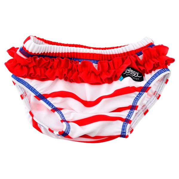Slip Sealife Red Marime L Swimpy
