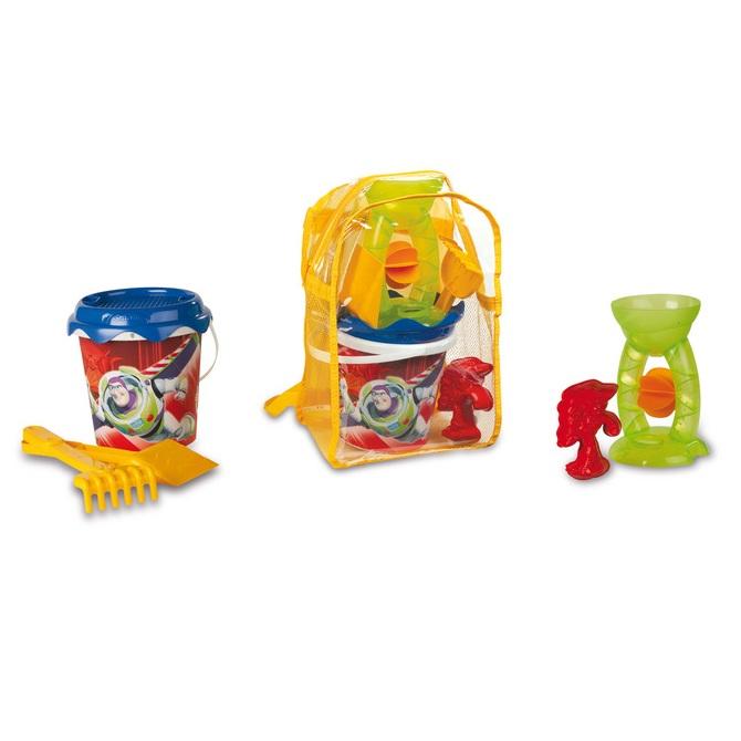 Smoby Toy Story Rucsac+set Nisip Cu Moara
