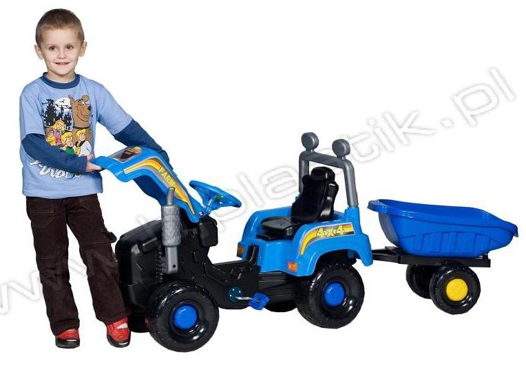 Tractor MEGA