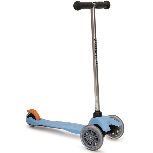 Trotineta pentru copii Trail Twister Blue